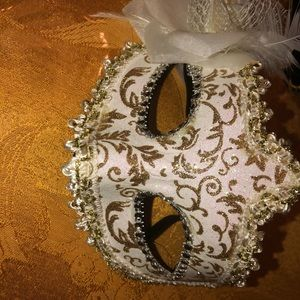 New Orleans Masquerade Mask (New)